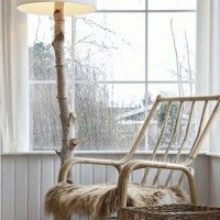 Galleria foto - Lampade realizzate con i rami degli alberi Foto 20