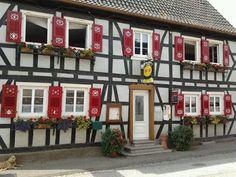 ... Bonjour Alsace: Gastbeitrag: Spanferkel-Essen im Restaurant Cordon...