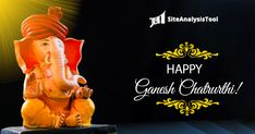 Site Analysis Tool wishing you and your family a wonderful day honoring Lord Ganesha! Let's celebrate this Ganesh Chaturthi with joys and happiness.