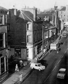 Lochee Dundee City, Historical Pictures, Family History, Great Britain, Old Photos, Past, Scotland, Street View, Places