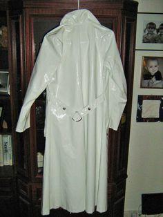 Raincoat Rain Coat Rubber Latex Regenmantel Mantel Gummi Rukka Impermable Pvc… …