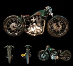 Royal Enfield Electra Pup ~ Return of the Cafe Racers