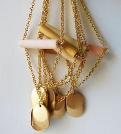 new pendant necklaces