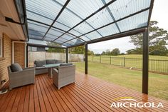 An Archgola Awning is like adding a new room to your home – for a fraction of the price. Custom made to your taste and budget, choose from our extensive range of awnings and customise your frame colours, roof shapes, and roofing tints to achieve the shade and shelter you're looking for. Call us now on 0508 272 446 for a FREE measure & quote. Outdoor Awnings, Outdoor Blinds, Outdoor Shade, Roof Shapes, Outdoor Shelters, Backyard Patio Designs, Outdoor Living, Outdoor Decor, Outdoor Areas