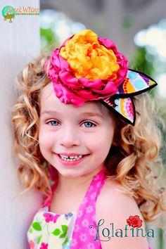 Child Model Chamberlyn Photographer Sweet Whine Photography.  Baby Headband...Girl Headband...Yellow and by lolafina on Etsy, $16.50