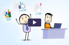Inbound Writer - Social Media & SEO Platform; watch the video