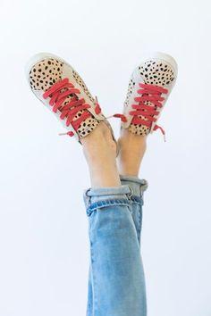 Zalen Sneaker - Leopard