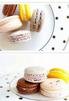 Lemonmade Macarons