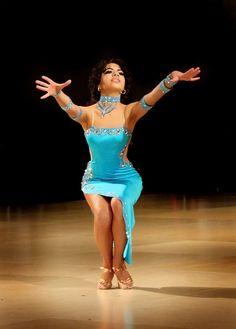 the beauty of ballroom dance