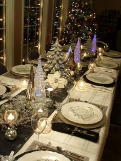 Christmas Dinner for Twelve by dining delight, via Flickr #Christmas…