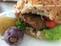 Simple Dishes Resep Burger Rumahan Mudah Dan Enak Ala Restoran Resep Burger Makanan Mudah Resep
