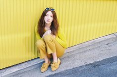 [K-ACTRESS] Lee Sung Kyung Dope Fashion, Korean Fashion, Korean Girl, Asian Girl, My Girl, Cool Girl, Korean Actresses, Actors & Actresses, Lee Sung Kyung