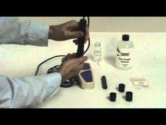 Dissolved Oxygen Probe (filling solution, membrane replacement and calibration)