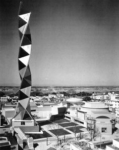 Isozaki, Arata: Art Tower Mito pictures on theredlist.com