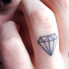 diamond finger tattoo - Google-haku