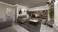 STUDIO SAGITAIR | Architettura - Interior Design - Render - Progetto Design Hotel, Interior Design, Studio, Shopping, Nest Design, Home Interior Design, Studios, Apartment Design, Studying