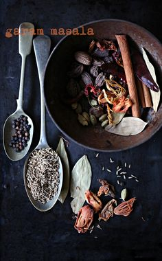 Garam Masala: ingredients that go into making the traditional Indian spice #India #food #spices #garammasala #organic