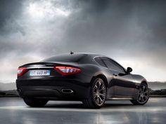 Maserati Granturismo Back