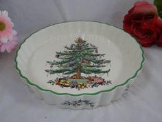 Hey, I found this really awesome Etsy listing at http://www.etsy.com/listing/163821230/spode-made-in-england-christmas-tree