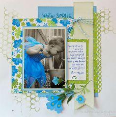 Water Sprite - Scrapbook.com