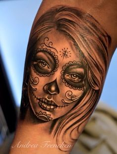 Tattoo Joey. Gemaakt door Andrea!  Geldrop