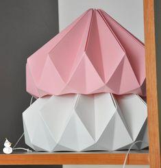 Lamparas de origami