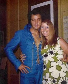 Judy Cherry in Las Vegas on August 22, 1970