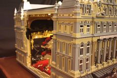 Her Majesty's Theatre, London: Side View by JanetVanD on DeviantArt