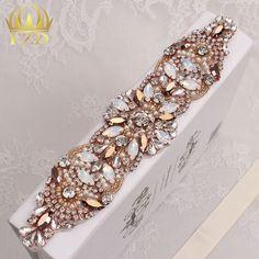New design bridal belt applique.