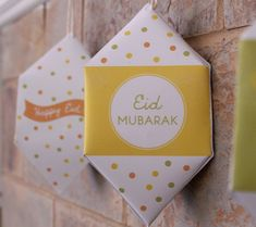 Delightful Ramadan Eid Decorations - In My Studio Eid Crafts, Ramadan Crafts, Diy Eid Decorations, Cool Paper Crafts, Diy Paper, Ramadan Celebration, Eid Party, Board Decoration, Happy Eid