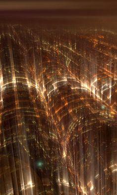 Digital World by Kouji Oshiro, via Behance