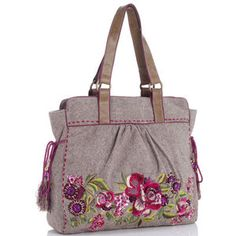 roxy rose bag ~ monsoon