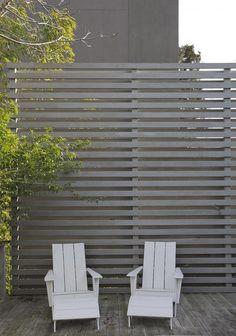 Awesome Modern Front Yard Privacy Fences Ideas - All For Garden Privacy Screen Outdoor, Backyard Privacy, Privacy Fences, Backyard Fences, Privacy Screens, Backyard Ideas, Fence Landscaping, Patio Decks, Garden Fences