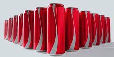 Coca Cola / Can / No Logo