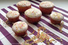Tapenada: Cytrynowe muffinki...