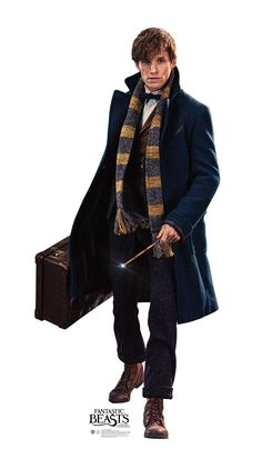 Newt is one of my favourite characters. He deserves be here. :)