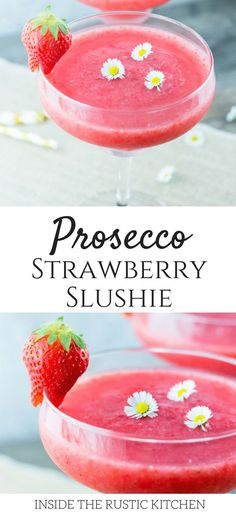 Prosecco Strawberry