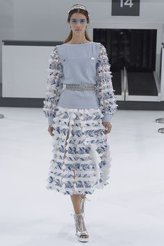 Chanel Ready To Wear Spring 2016 | WWD