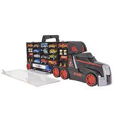 ¡En el gran camión de Fast Lane caben todos tus coches para transportarlos a dónde quieras!
