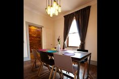 dining room - Sophie & Dale (The Block)