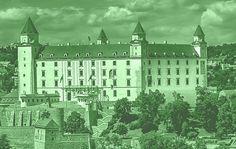 Bratislava Hrad Bratislava, Louvre, Building, Travel, Viajes, Buildings, Destinations, Traveling, Trips
