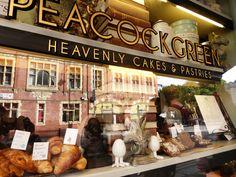 Peacock Green - Dublin. My favorite cafe!!!