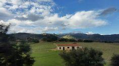 Countryside in Sardinia