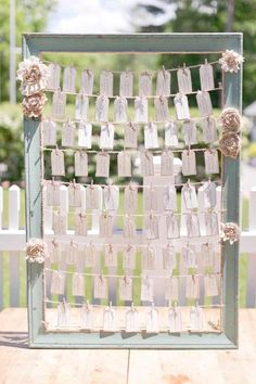 Wedding Reception Inspiration - Photo: Cassi Claire Photography
