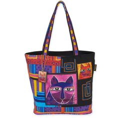 Borsa gattosa di Laurel Burch www.gattosi.com