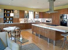Modern Light Wood Kitchen Cabinets 26 Kitchen Design Ideas