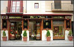 Pastisseria Foix de Sarrià, inaugurada el 1886 Spain, Shops, Culture, Sweet, Google, Modernism, Barcelona City, Tents, Cities