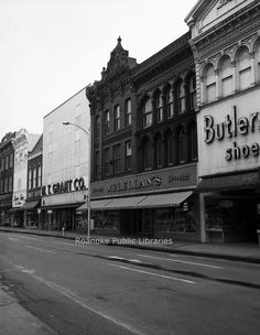 Campbell Ave. ...many years ago.