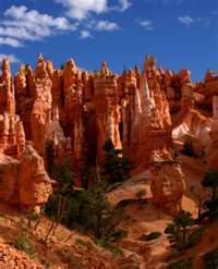 Bryce National park or: where the world's scariest chipmunks reside.