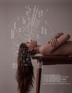 Human Dimensions by Paul Gisbrecht #photo #graphidesign #art